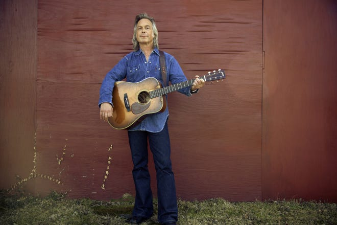 Louisiana Crossroads' newestperformance is set for Wednesday with Nashville A-lister Jim Lauderdale and Louisiana-localSara Douga from 7:30 p.m. til9:30 p.m.at the Acadiana Center for the Arts.