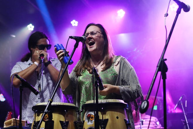The Jacksonville-based Melody Trucks Band is scheduled to perform at the Suwannee Rising festival at Spirit of the Suwannee Music Park. Fans will have to sign a waiver of liability to attend.