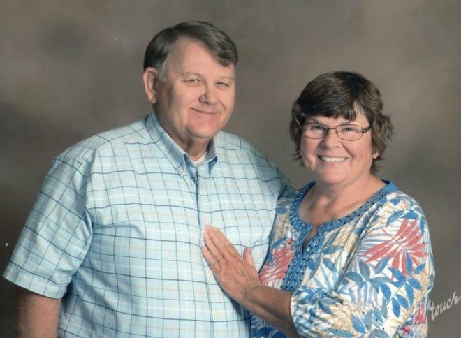Ron and Sue Vroman