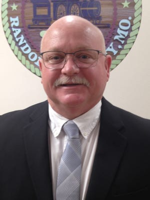 Moberly Fire Chief Don Ryan