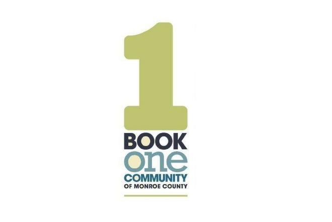 One Book One Community of Monroe County logo