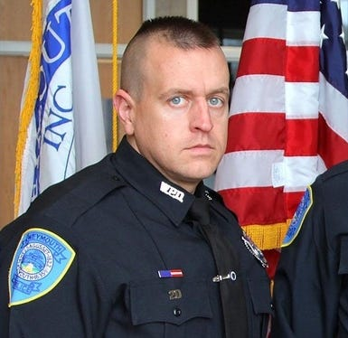Weymouth Police Sgt. Michael Chesna.