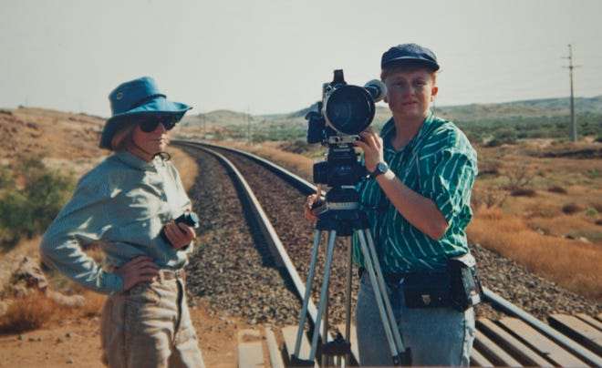 """Through Women's Eyes International Film Festival returns Friday-Monday in an all-virtual event, featuring movies showcasing women in front of and behind the camera such as """"When the Camera Stopped Rolling,"""" about Australian filmmaker Lilias Fraser."""