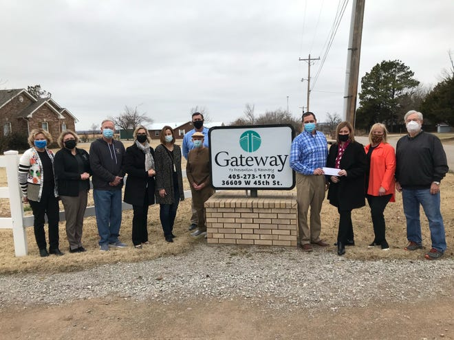 The Avedis Foundation recently awarded a grant to Gateway to Prevention and Recovery, Inc.'s Expect Hope campaign.