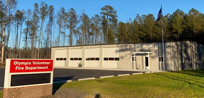 The Olympia Volunteer Fire Department is hosting a grand opening for its new fire station and community center located at 500 Olympia Road, New Bern. The event will be held from 2 to 4 p.m. on Saturday, March 6. The brief outdoor ceremony will begin at 2 p.m. followed by floating and self-guided tours of the new station. Light refreshments will be provided. This event is open to to the public. For more information, email olympiavfd@gmail.com. [CONTRIBUTED PHOTO]