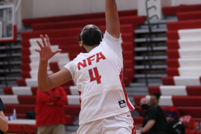 NFA senior guard Jenissa Varela is averaging 16 points and six assists for the top-ranked Wildcats.