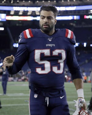 Could a return to a Patriots uniform be in the cards for linebacker Kyle Van Noy?