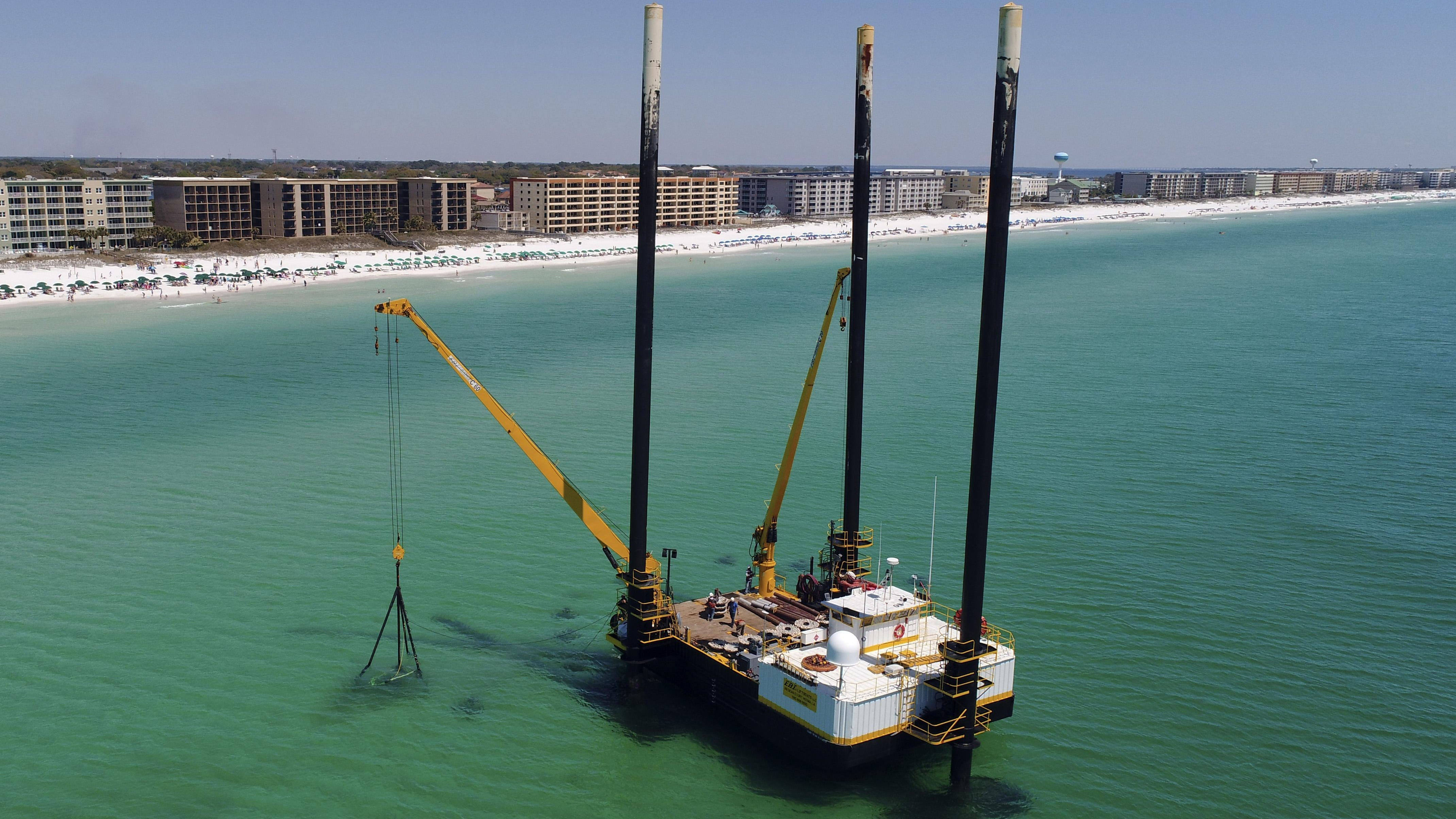 Bay and Okaloosa Counties teaming up to monitor artificial reefs