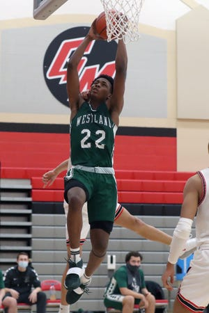 Junior guard Sohn McGee is expected to be among the top returnees for Westland. He averaged 10.7 points, 4.1 rebounds and 3.6 assistsand was named second-team all-league.