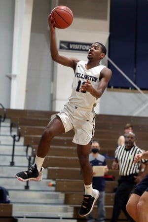 Aurius Calloway is expected to be one of the top returnees for the boys basketball team, which finished 8-11 after opening the season by losing five of six.