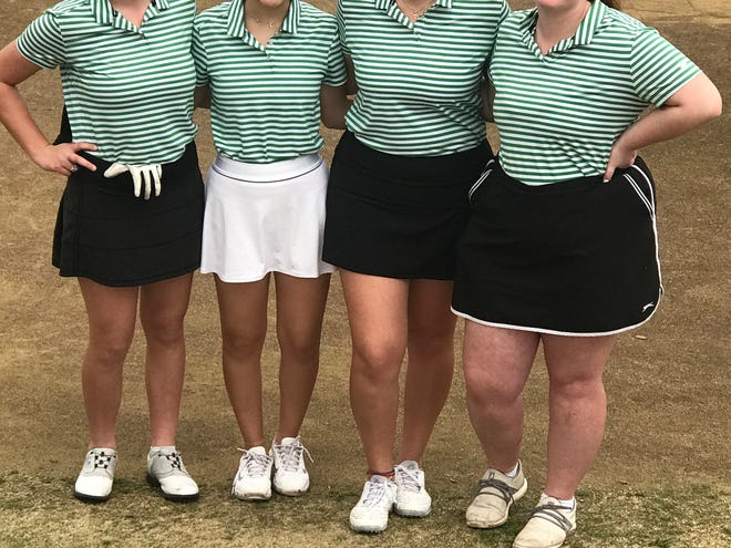 The Waxahachie Lady Indians played in the Burleson Centennial golf tournament at Squaw Valley Golf Course in Glen Rose. This is where the district tournament will be held at end of the month. The team shot 359-385. The first day Vanessa Garza led with an 86. The other three girls (Allison Heflin, Azzy Lozano, Ava Workman) all shot 91. This was personal best for Azzy and Ava.  The second day saw Vanessa and Azzy with 94. Allison with 96, and Ava with a 101. The Lady Indians will play Texas Star on March 24.