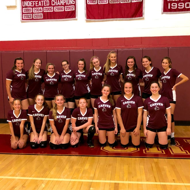 Carver Volleyball is ready for its first varsity season.