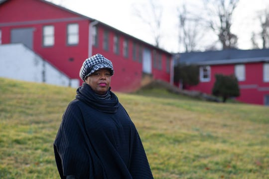 When Priscilla Ndiaye Robinson was growing up in Southside, 58% of Black families in Asheville owned their own homes, compared to 41.3% today in Buncombe County.