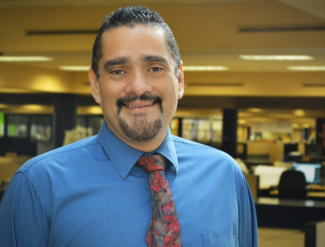 John Torres was named FLORIDA TODAY's new Engagement Editor