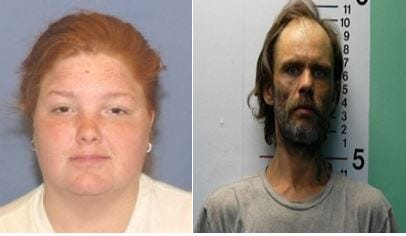 Brittany Gosney and James Hamilton are charged in connection with the death of Gosney's son, James Hutchinson.