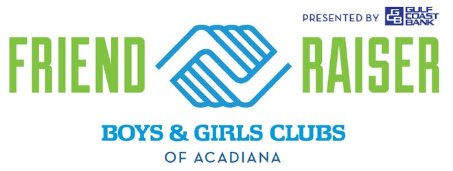 Boys & Girls Club Friendraiser, the new rendition of the Great Acadiana Running of the Ducks, starts March 3 and goes till April 28.
