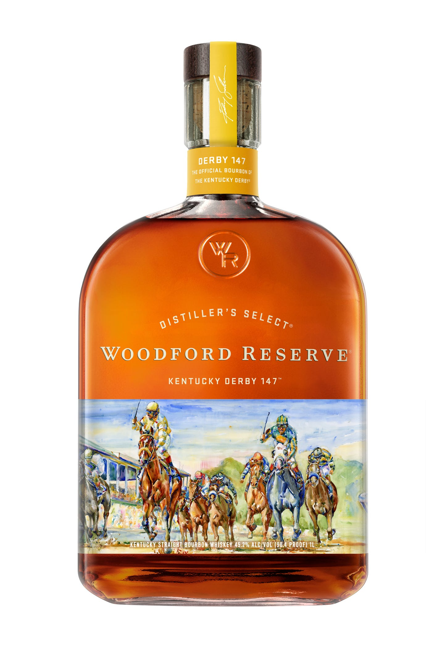 Woodford Reserve releases 25 Kentucky Derby bottle See it