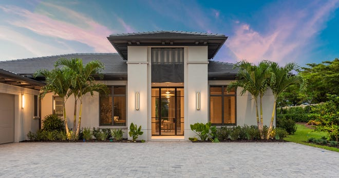 The 3,527-square-foot Pembrook estate will offer stunning views within the Caminetto neighborhood.