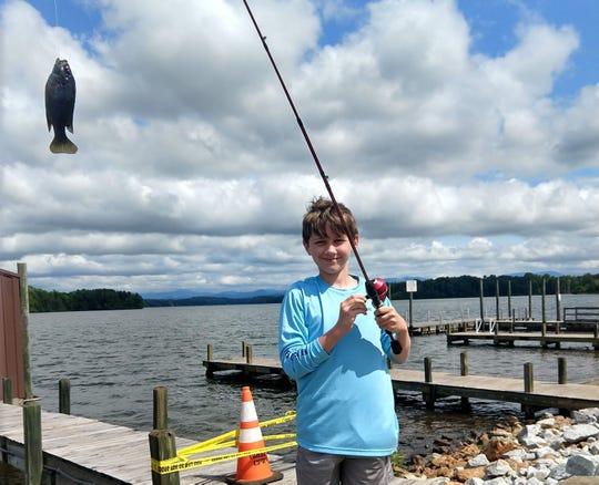 Children participate in the Trail Blazer Summer Camps
