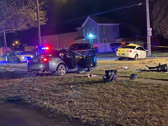 A crash that killed one person and injured four others is under investigation in Zanesville.