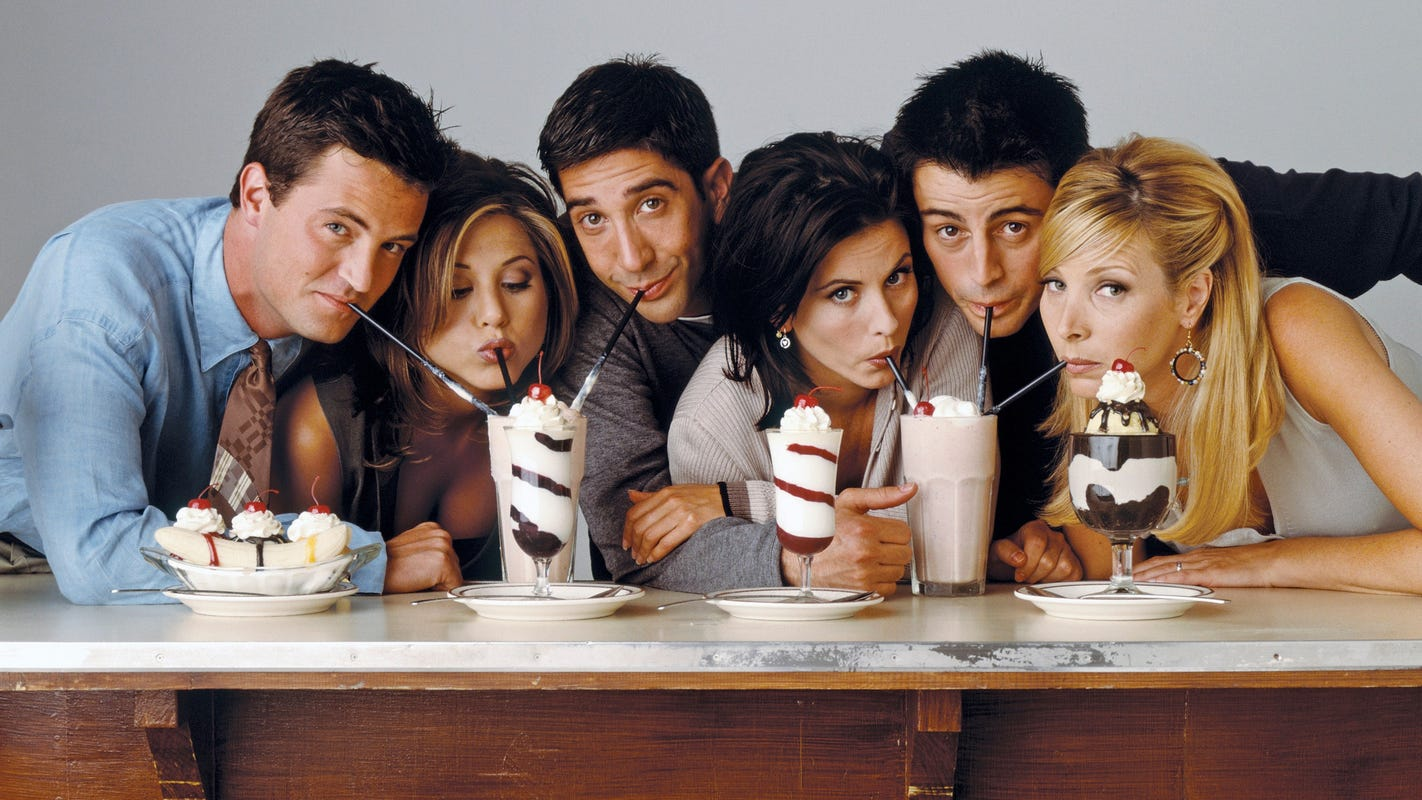 The 'Friends' reunion is officially underway—here's how to watch it when it airs