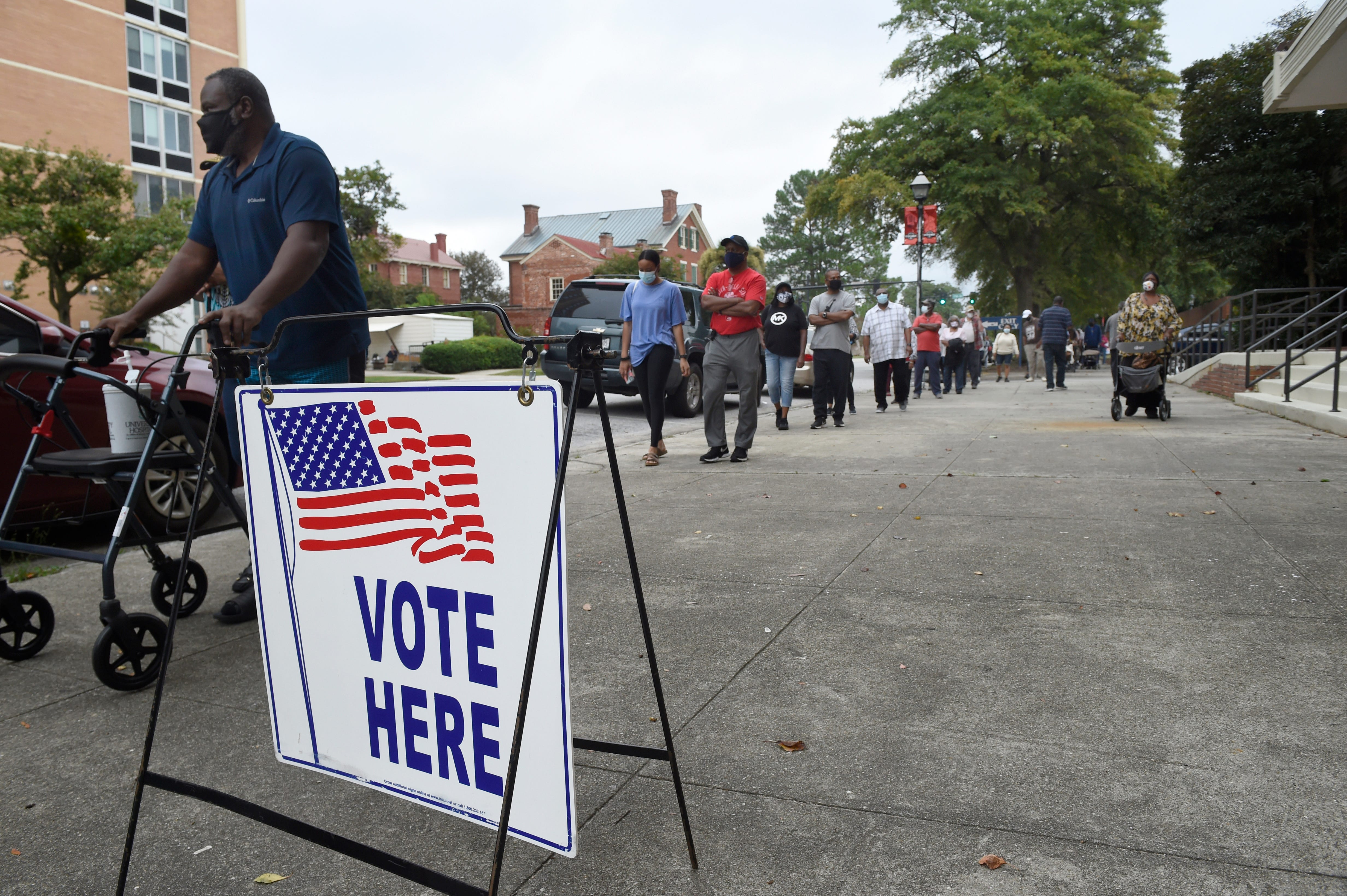 The House passed a sweeping voting rights act. What s in it?