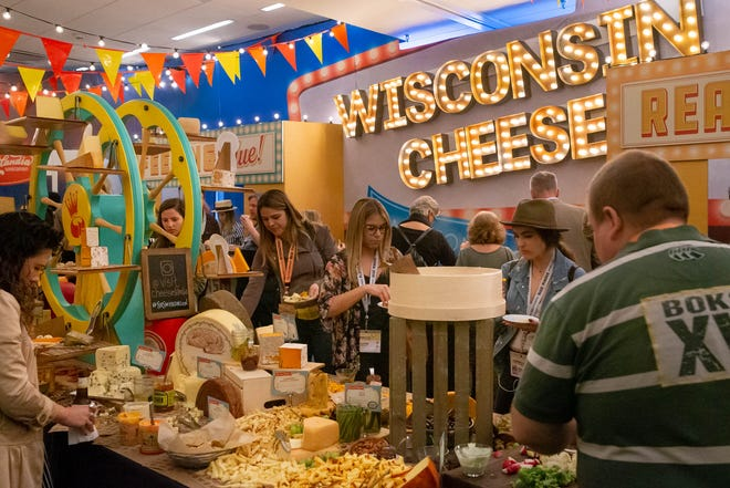 Cheeselandia, a cheese-filled exhibit from Wisconsin Cheese, won't happen in person this year at South by Southwest, but a virtual cheese event is in the works.