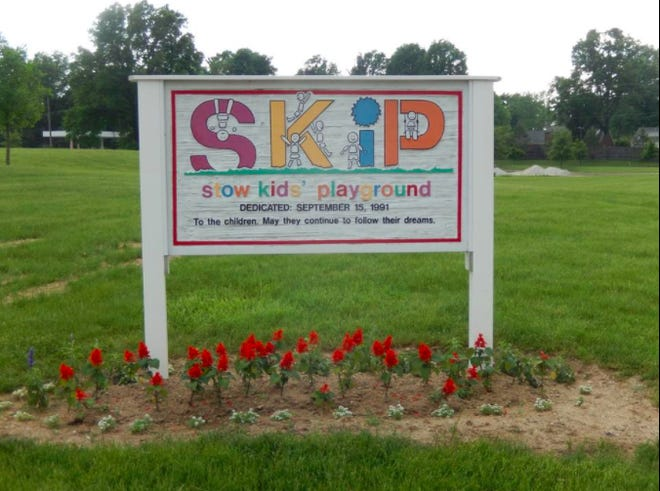 The 27-year-old SKiP playground was torn down in 2018, and since then, city officials have been talking about replacing it. The city anticipates the new playground will be fully installed and ready for play next spring.