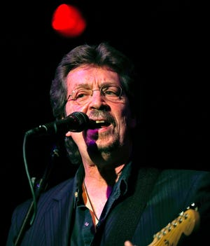Michael Stanley performs March 21, 2015, at Tangier in Akron. [Beacon Journal file photo]