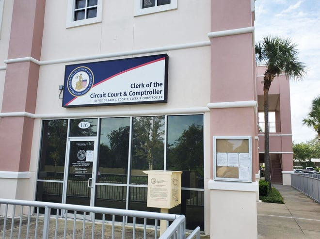 The new South Lake Branch Office for the Lake County Clerk's Office is now located behind the Citrus Tower Village Publix Shopping Center in Clermont.