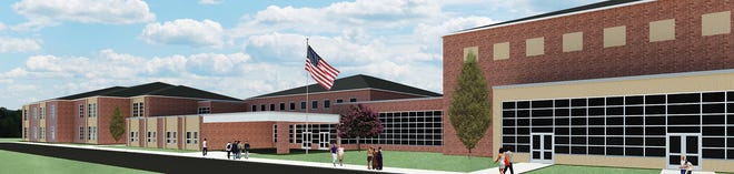 Fairless Local will build a new 129,000-square-foot building to replace the nearly 60-year-old high school.