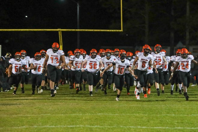 Southwest visits Croatan in a Coastal 8 1-A/2-A Conference game Friday night. [Tina Brooks]