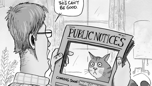 GUEST EDITORIAL: Who cares about public notices? You should