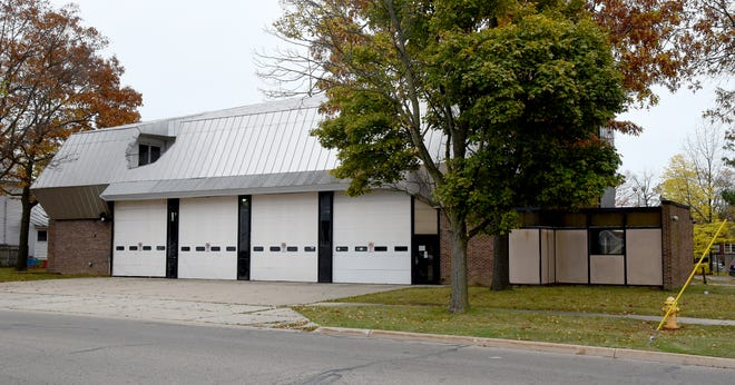 The former City of Monroe Central Fire Station