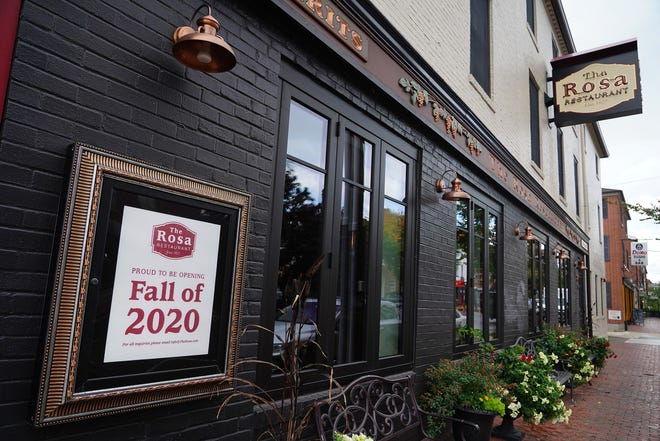 The Rosa Restaurant reopened in its third incarnation at its original 70 State St. location in Portsmouth in 2020. The restaurant will host the first Ralph Rosa Day on March 23, honor its founder and the first restaurateur to pour a beer in Portsmouth after Prohibition was repealed in 1933.