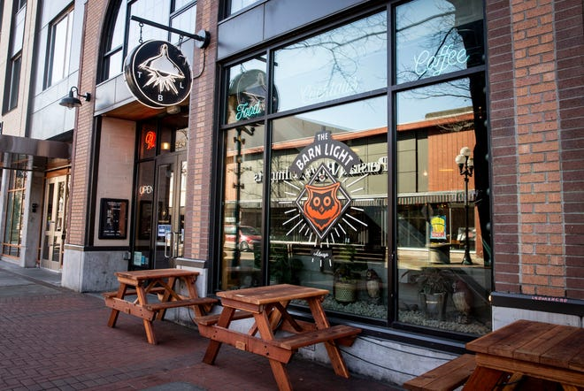 The Barn Light on Willamette Street has reopened with new owners, Karen and Eric Nelson, and features coffee, beer, cocktails and food with indoor and outdoor seating.