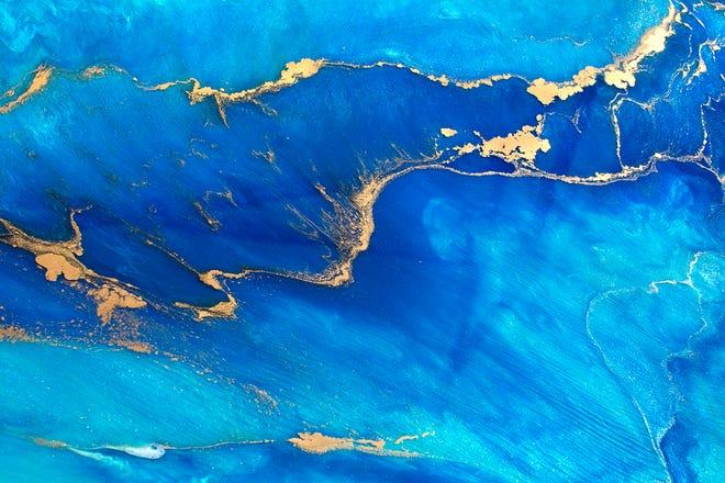 """Cape Canaveral"" by painter Leon Ruiz"