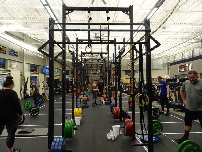RTC Fitness Co., 6065 Strip Ave. NW in Jackson Township, is filled with all the equipment needed for an effective fitness workout.