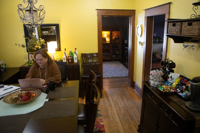 The recently approved ordinance would requiring a certain number of parking spaces at short-term rentals, which would change how Suzy Loy could run her business.