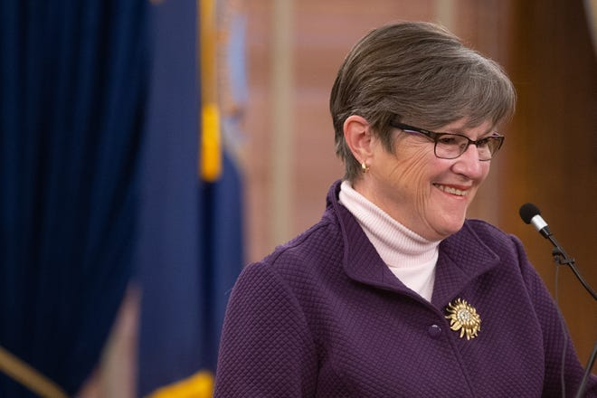 Kansans will now have until May 17 to file their taxes, Gov. Laura Kelly announced Friday.