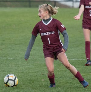 Worcester Academy soccer star Avery Galante of Hubbardston has been in virtual camp with the U17 Women's National Team.