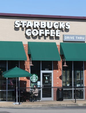 Starbucks Coffee, 6203 Rogers Ave. as seen Wednesday, March 3, in Fort Smith.