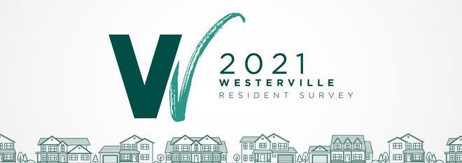 2021 Westerville resident survey logo