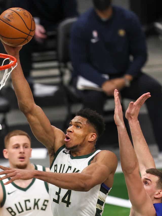 How Giannis Antetokounmpo Is Working To Win A Third Straight Mvp