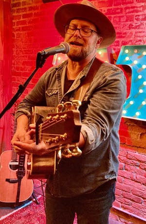 Jonathan Bloom will reunite with former bandmates Richard Forehand and Bryan Harris as the Hal Fass Trio on Friday at Commerce BeerWorks.