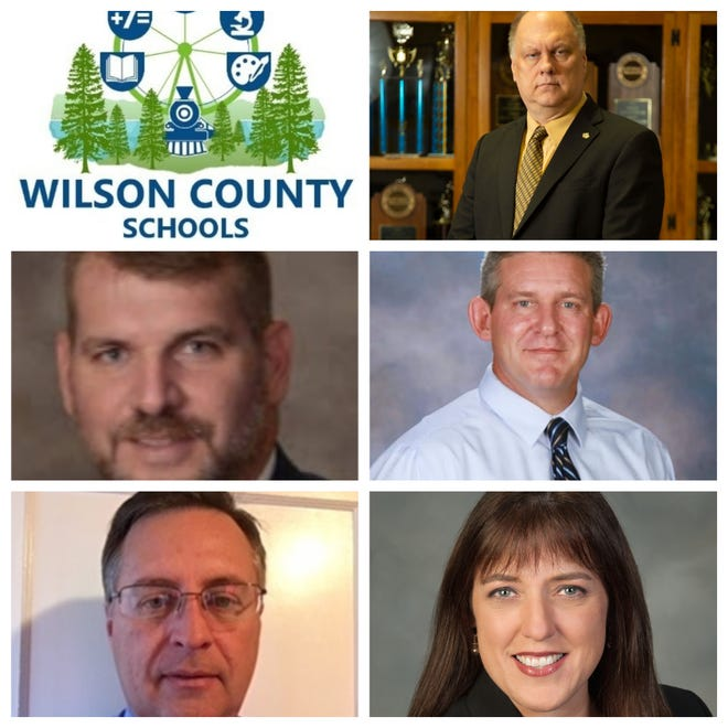 Five candidates were interviewed for the Wilson County Director of Schools position that will be whittled down to two next week.