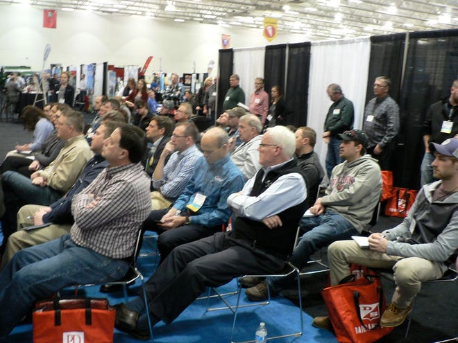 There will be more space and masks this year at the PDPW Business Conference...will there be a normal crowd of 1500?