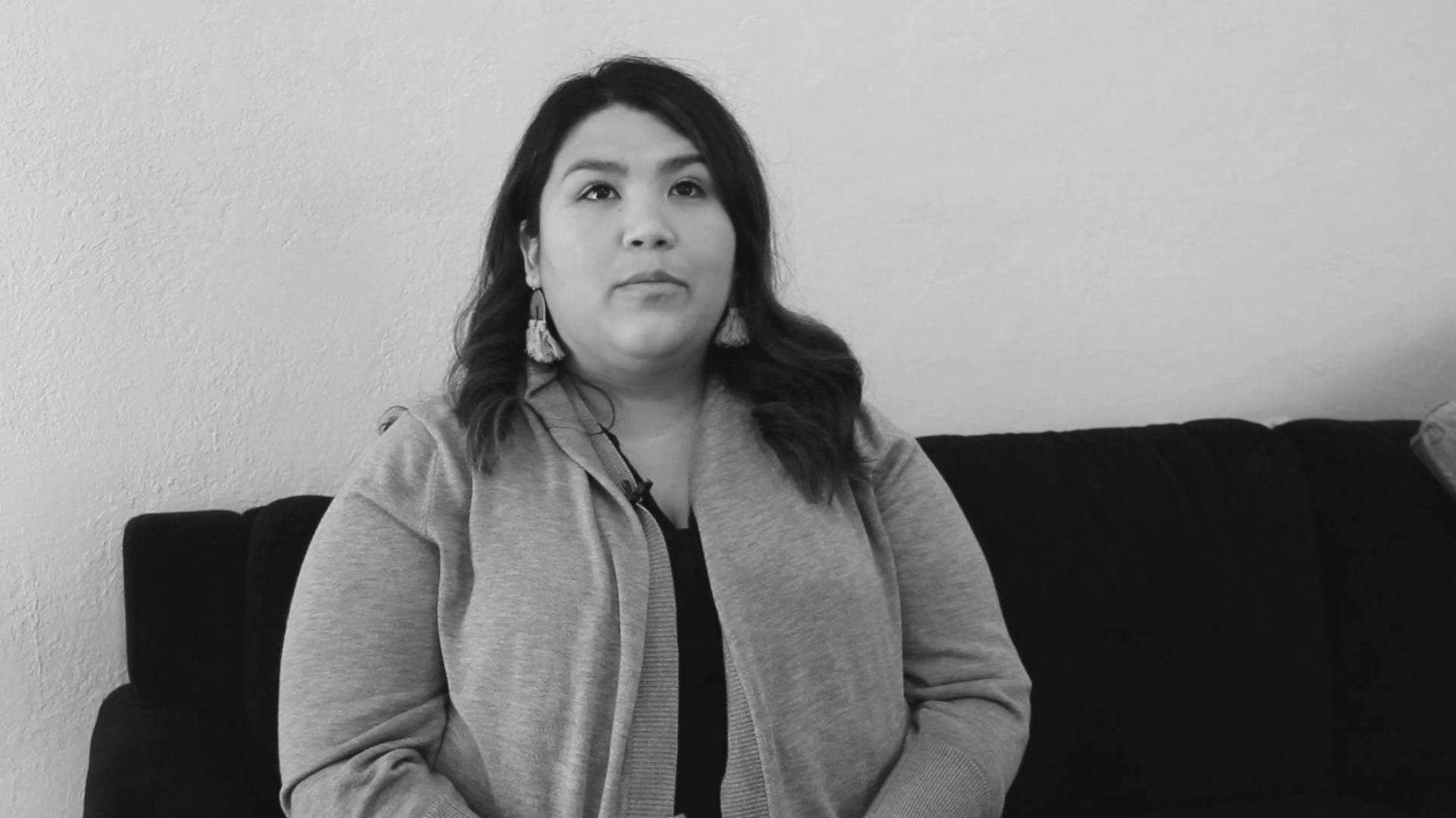 Jayra Camarena, fundadora de la organización La Luz Org.