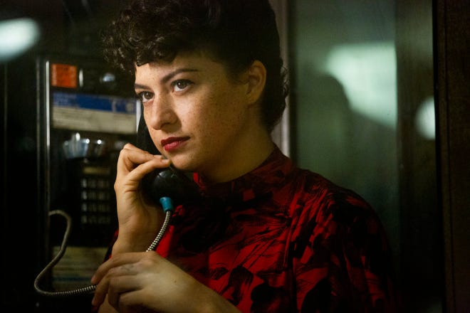 """Search Party"" star Alia Shawkat will participate in a table read of the HBO Max series for ""ATX TV ... from the Couch."""