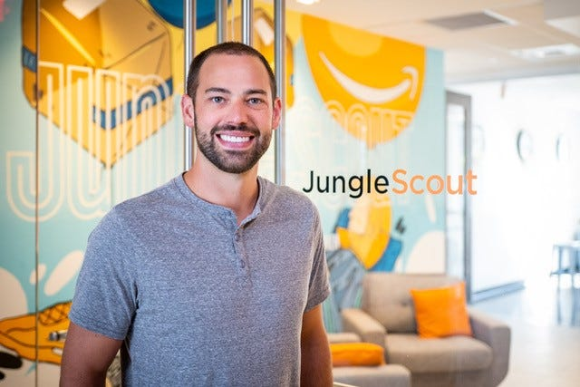 Greg Mercer is founder and CEO of Austin-based e-commerce company Jungle Scout.